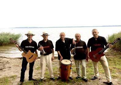 Jazzband Berlin in Vaschwitz